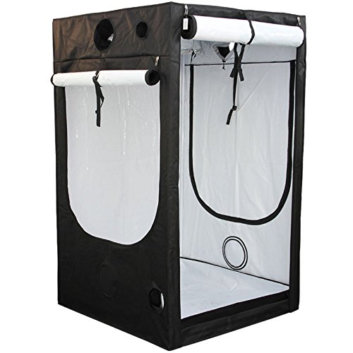 HomeBox Evolution Q120 Grow Tent - 120cm x 120cm x 200cm