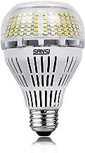 SANSI 30W (equivalent aan 450W - 500W) spaarlampen, heldere 5000lm E27 Edison schroef LED-lampen, 5000K daglicht koelwitte...