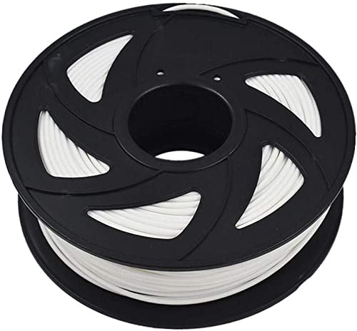 new arrival ABS 3D Printer Filament - 2.20 online lb (1KG) The Diameter of 3.00 mm, Dimensional Accuracy ABS Multiple wholesale Color (White) outlet sale