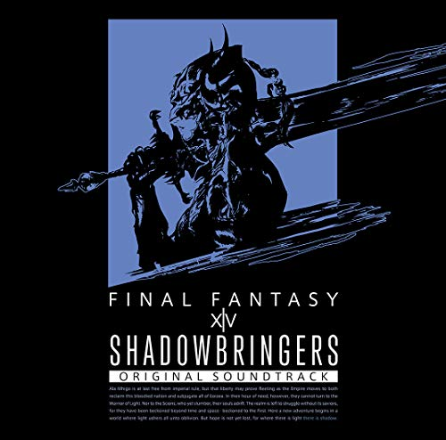 【Amazon.co.jp限定】SHADOWBRINGERS: FINAL FANTASY XIV Original Soundtrack 【映像付Blu-ray Discサウン...