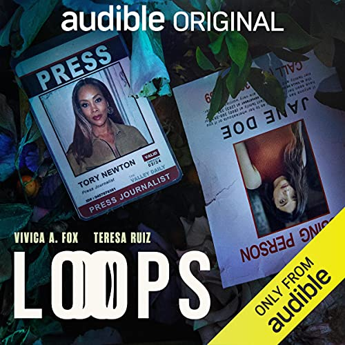 Loops Audiobook By José Márquez, Ana Machado, Adelina Anthony, Sheree L. Ross cover art