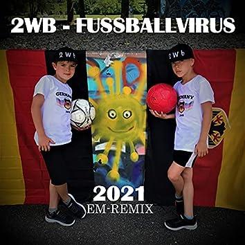 Fussballvirus - 2021 Em-Remix