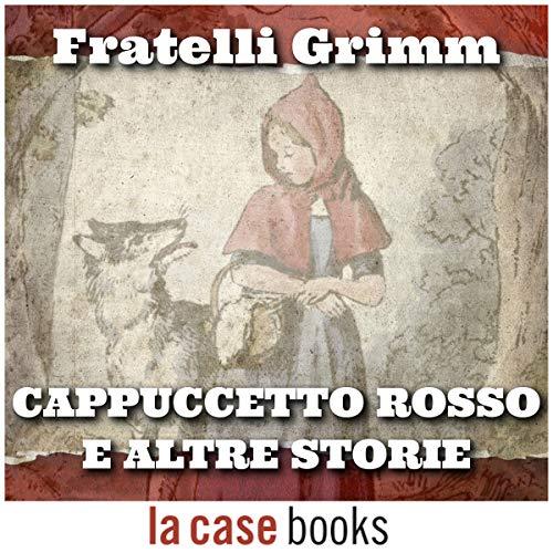 Cappuccetto rosso e altre storie copertina