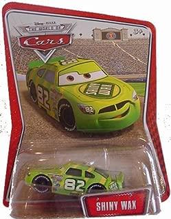 Disney / Pixar CARS Movie 1:55 Die Cast CarExclusive #82 Shiny Wax