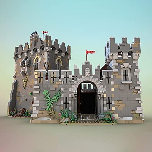 Xshion MOC-68151 - Castillo medieval con bloques de construcción (7500 piezas)
