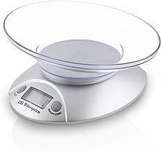 Orbegozo PC 1009 1009 - Peso de Cocina electrónico, plá