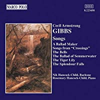 GIBBS Cecil Armstrong Chansons
