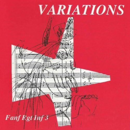 Fanf Rgt Inf 3 & Georg Von Arx