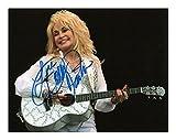 Dolly Parton Signiert Autogramme 21cm x 29.7cm Plakat Foto