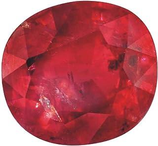 Tejvij And Sons Natural Ruby Manik Chuni Gemstone
