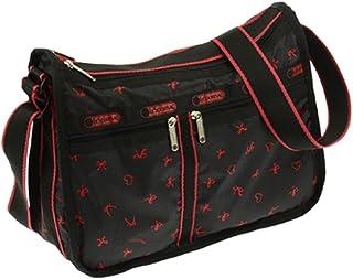 (レスポートサック) LeSportsac レスポートサック バッグ LESPORTSAC 7507 D539 DELUXE EVERYDAY BAG ショルダーバッグ RED DANCING BOWS[並行輸入品]