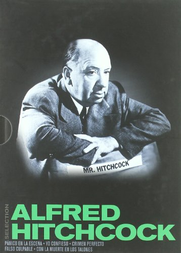Alfred Hitchcock: Essential Collections [DVD]
