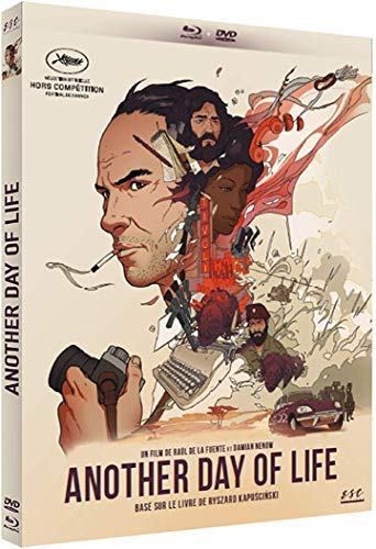 Un d a m s con vida / Another Day of Life (2018) (Blu-Ray & DVD Combo) [ Origen Franc s, Ningun Idioma Espanol ] (Blu-Ray)