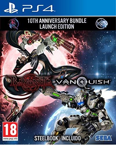 Bayonetta & Vanquish - 10th Anniversary Bundle Limited Edition - PS4