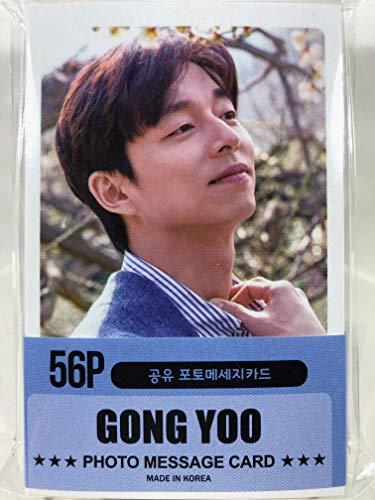 コン・ユ Gong Yoo グッズ / フォト メッセージカード 56枚 (ミニ ポストカード 56枚) セット - Photo Message Card 56pcs (Mini Post Card 56pcs) [TradePlace K-POP 韓国製