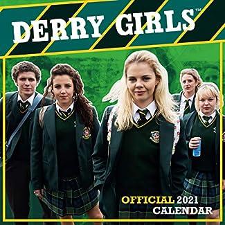 Derry Girls - Official 2021 Calendar