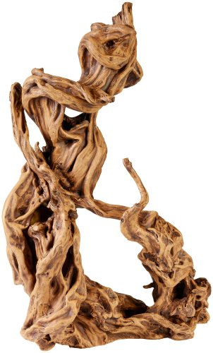Hobby 41474 Scaper Root 3, 28 x 15 x 44 cm, 29 x 15 x 45 cm, Dekoration in Aquarium und Terrarium