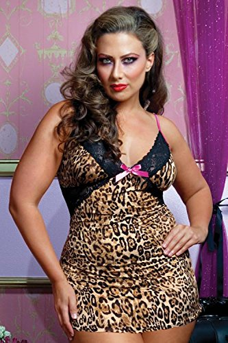 Seven 'til Midnight - Tame My Heart Plus Size Chemise