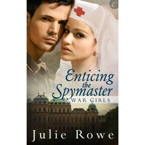 Enticing the Spymaster audiobook cover art