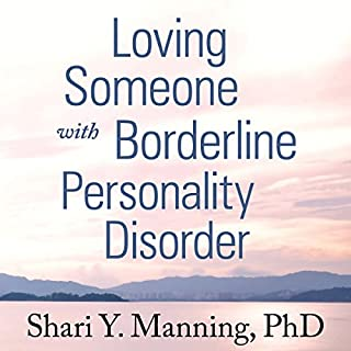 Page de couverture de Loving Someone with Borderline Personality Disorder
