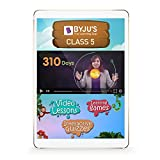 Byju's Class 5th Maths & Science Preparation (Tablet)