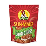 Sun Maid Chopped Dates, 8-Ounce Bag (Pack of 5)