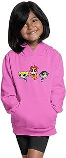 Blusa Moletom Casaco Infantil Meninas Super Poderosas Anime