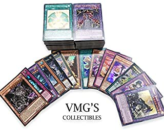 200 Yugioh Cards! (50 Rares) No Duplicates! Holos Included!