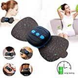 Portable Mini Cervical Massager-Rechargeable Tissue Massager- Wireless Neck Massager-Mini Electric Neck Massager for...