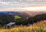 Der Schwarzwald Impressionen (Tischkalender 2019 DIN A5 quer): Der Schwarzwald in faszinierenden Aufnahmen. (Monatskalender, 14 Seiten ) (CALVENDO Orte) - Werner Dieterich