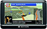 NAVIGON 40 Plus Navigationssystem (10,9cm (4,3 Zoll) Display, Europa 43, TMC, One Click Menu, Aktiver Fahrspurassistent, TTS)