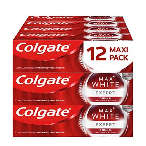 Colgate Dentifricio Expert White