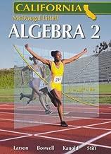 Best california algebra 2 Reviews