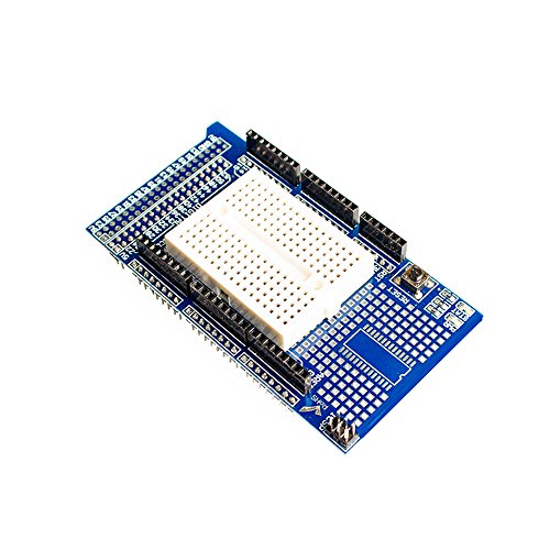 Arduino Mega 2560 Proto Shield Marca kunwangaetc