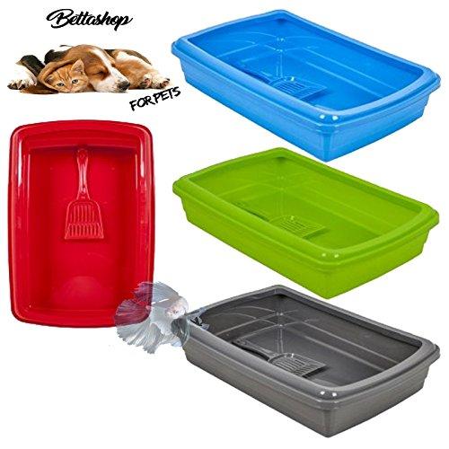 Tradeshoptraesio®–Arenero higiénico plástico