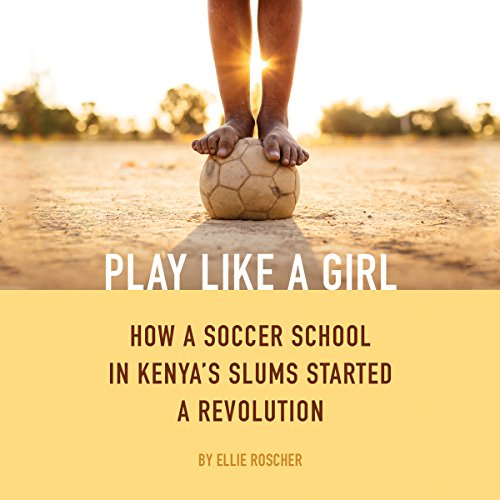 Play Like a Girl audiobook cover art
