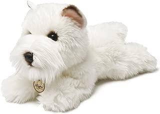 westie dog cuddly toy
