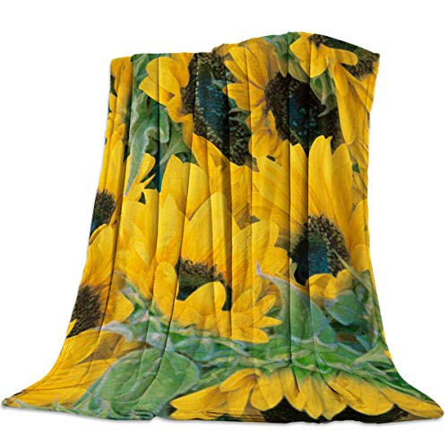 Manta Para Girasoles Blanket 125 X 100CM