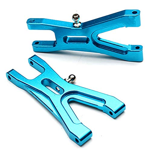 TOOGOO Upgrade Metall Teile Vorder- und Hinter Achse für Wltoys A959 A969 A979 K929 Rc 1/18 Rc Auto, 3
