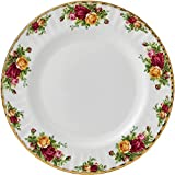 Royal Albert Old Country Roses - Juego de 6 platos (26 cm)