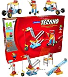 SARTHAM Educational Toys, Building and Construction Set, Junior Techno (Age 6 to 12)