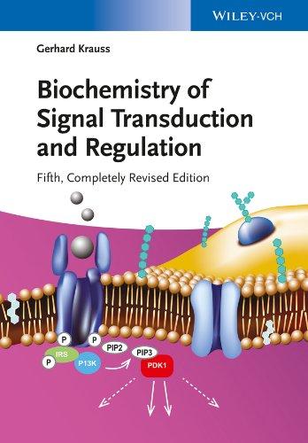 Biochemistry of Signal Transduction and Regulation (English Edition)