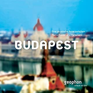 Budapest Titelbild