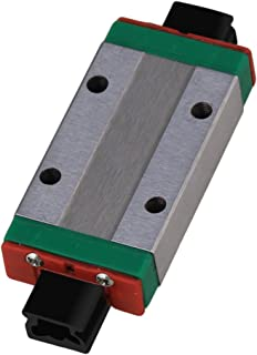 Bearing Steel Mini MGN9H Guide Rail Linear Block Sliding Precision Measurement
