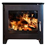 Saltfire ST3 Woodburning Stove DEFRA Approved EcoDesign