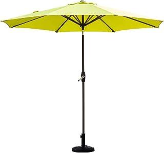 Outdoor portable 3m Outdoor Umbrella Garden Umbrella Umbrella Market Outdoor Table Umbrella Patio Umbrella Push Button Ter...
