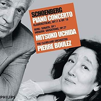 Schoenberg: Piano Concerto