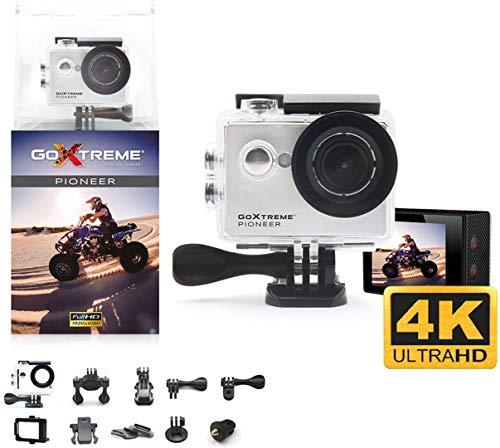 Goxtreme Pioneer Action-Kamera 4K / 10fps 1080/30fps