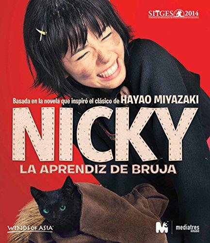 Nicky, la aprendiz de bruja [Blu-ray]