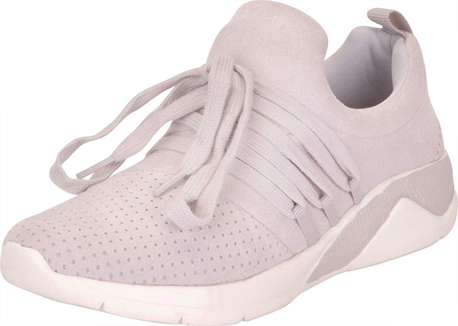 Cambridge Select Women's Low Top Lightweight Lace-Up Casual Sport Fashion Sneaker